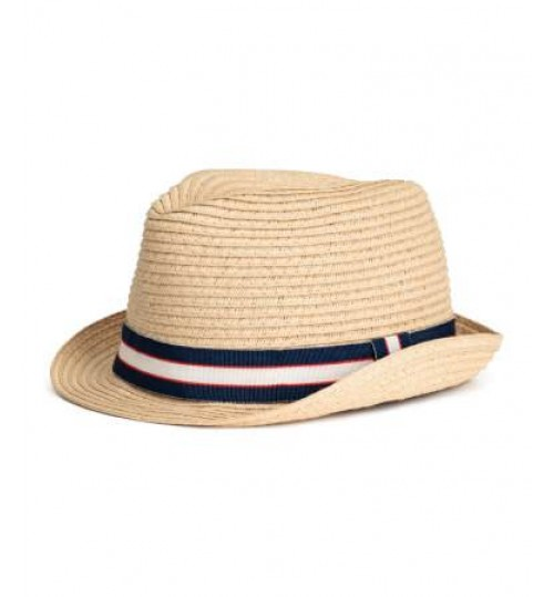 H&M Boy Straw Hat