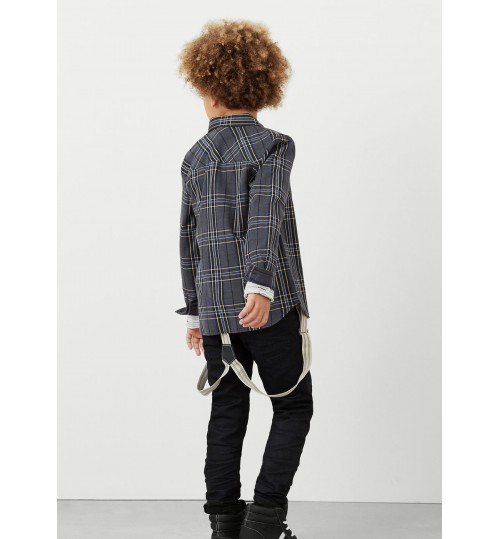 MANGO Kids Boy Braces Jeans