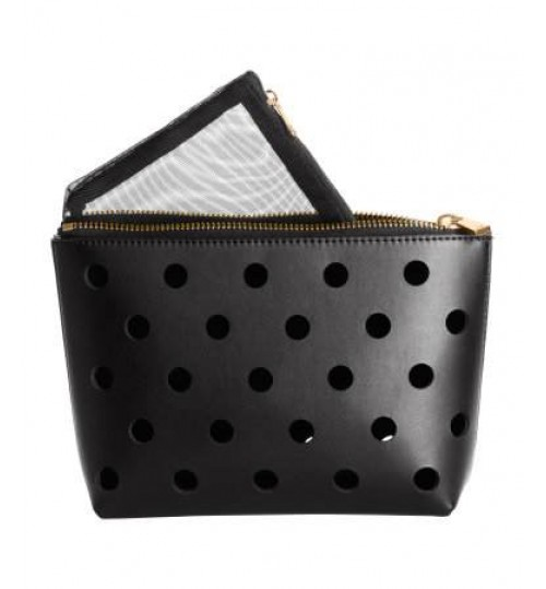H&M Perforated Make-Up Bag