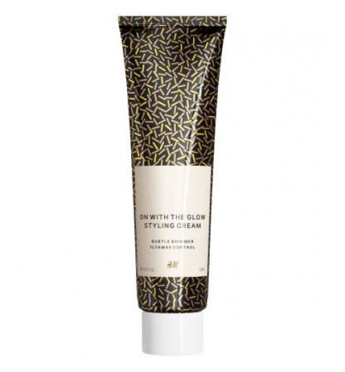 H&M Shimmer Hair Cream