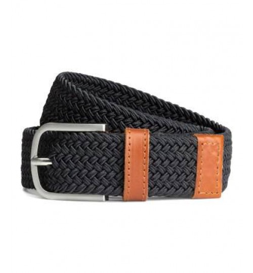 H&M Elasticated Fabric Belt