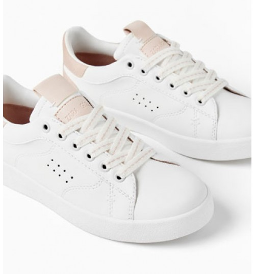ZARA Kids Basic Plimsolls