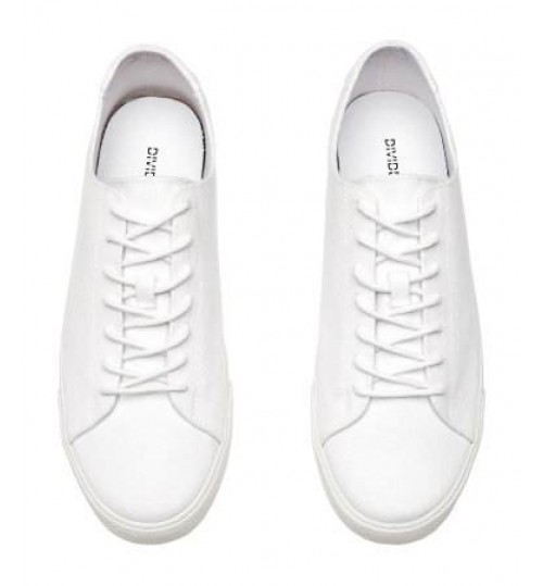 H&M Cotton Twill Trainers