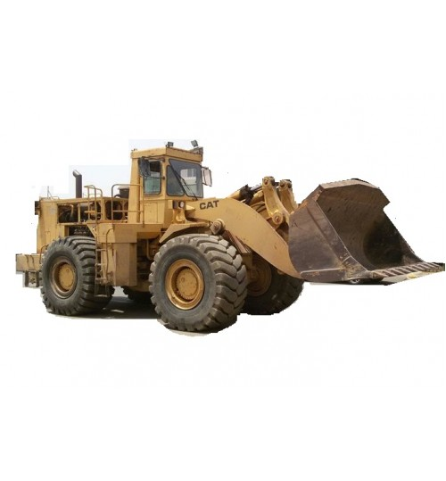Loader Caterpillar 988B For Sell Model 1989 Power 375 HP Bucket Capacity 4.5 m3 Available Inside and Outside Saudi Arabia Mob 00966543021937