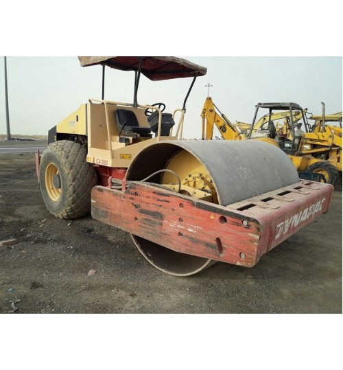 Dynapac Roller Compactor For Sell Model 2008 Available in Riyadh Saudi Arabia Mob 00966543021937