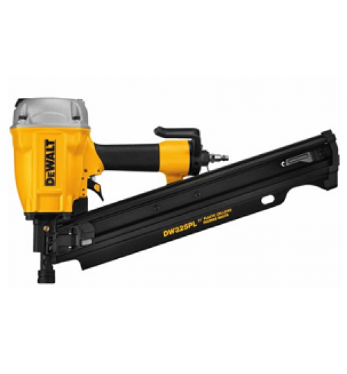 Dewalt Framing roofing Nailer Model DW325PL with Positive Placement Tip 21 degree Agent Guarantee