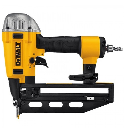 DeWalt DWFP71917 Gauge Precision Point Finish Nailer with Selectable Trigger 16 degree Agent Guarantee
