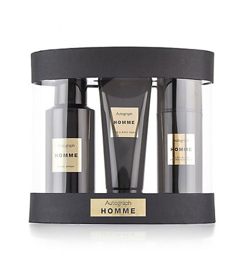M&S Homme Mixed Gift Set