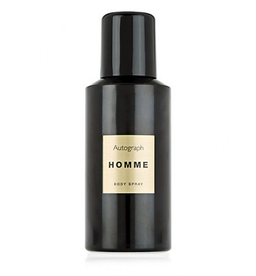 M&S Homme Body Spray 150ml