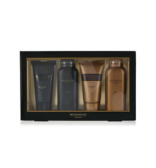M&S Shower Gel & Talc Gift Set