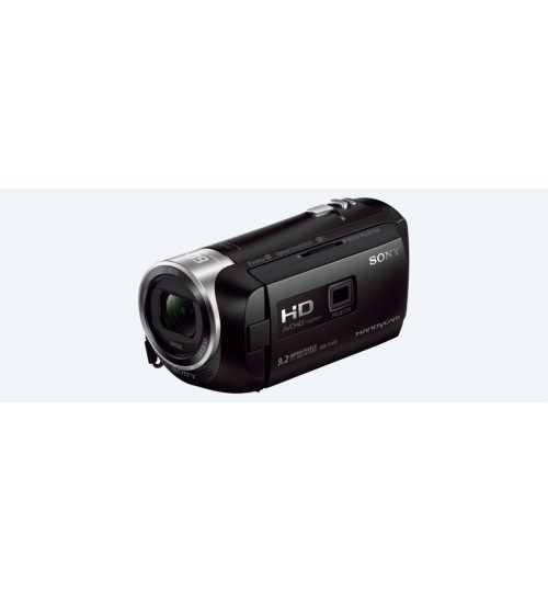 Sony Camera,PJ410 Handycam® with Built-in Projector,HDR-PJ410,Zoom 60x,Agent Guarantee