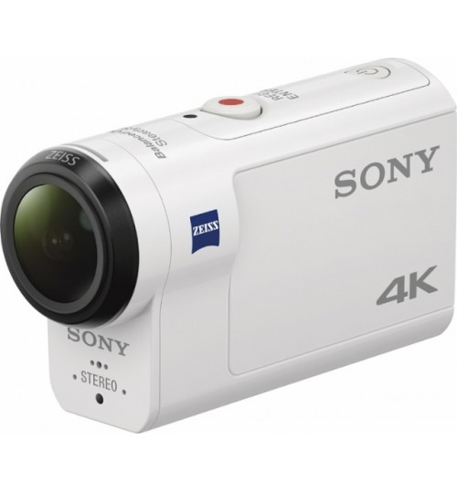 Sony Camera,FDR-X3000 4K Action Cam with Wi-Fi & GPS,FDR-X3000R,4K Ultra HD,WATERPROOF,Agent Guarantee