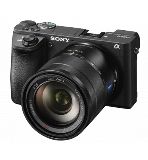 Sony Camera,α6500 Premium E-mount APS-C Camera,ILCE-6500,24.2 MP,Agent Guarantee
