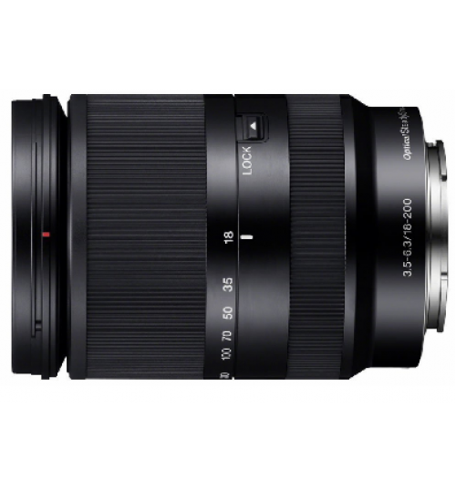 Sony Lens,Alpha ,SEL18200LE, E-mount 18-200mm ,ZOOM 11X,Agent Guarantee