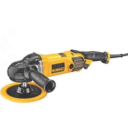Polish DEWALT DWP849X 7-Inch/9-Inch Variable Speed Polisher with Soft Start
