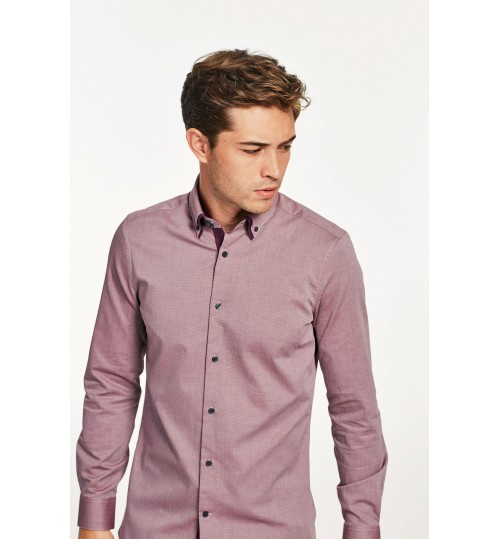 NEXT Double Collared Shirt