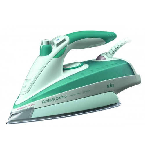 Braun 1700 Watts TexStyle 7 Steam Iron Model 7 740
