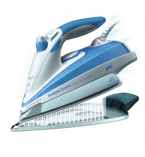 Braun 2400 Watts TexStyle 7 Steam Iron Model TexStyle 7 760