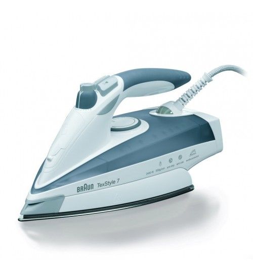 Braun 2400 Watts TexStyle 7 Steam Iron Model TexStyle 7 TS 775 TP