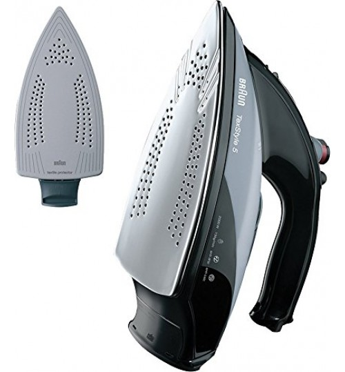 Braun 2400 Watts TexStyle 5 Steam Iron Model TexStyle 5 TS 545 TPS
