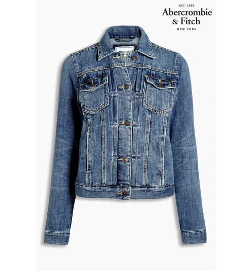 Abercrombie & Fitch Denim Jacket