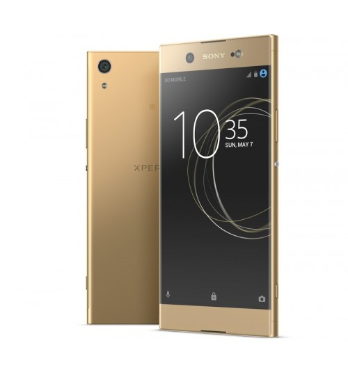"Sony Xperia,Screen 5"",Memory 32GB,Dual SIM,Camera 23MP,Ram 3GB,XA1-G3112,Gold,Agent Guarantee"
