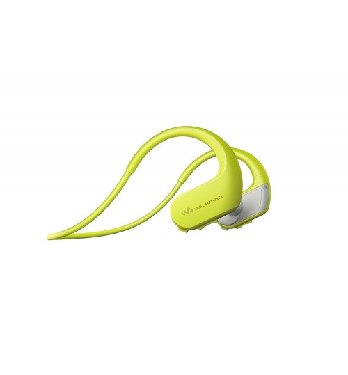 Sony Walkman 4GB headphone integrated NW-WS413 Lime Green