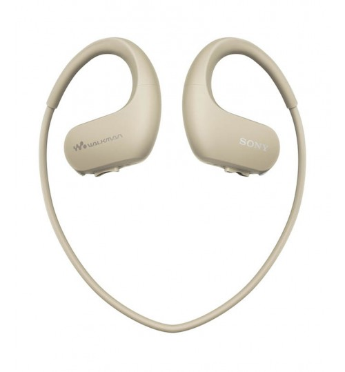 Sony Walkman 4GB headphone integrated NW-WS413 White