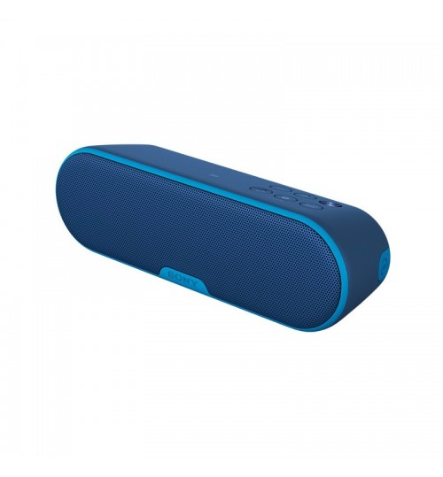 Sony Portable Bluetooth Speaker model SRSXB2/L BlUE