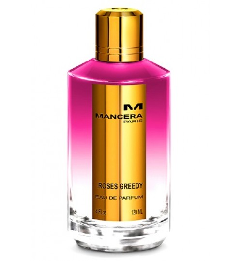 Mancera,Roses Greedy Unisex Fragrance EDP, 120 ml