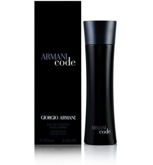 Giorgio Armani Perfum,Armani Code by Giorgio Armani for Men Eau de Toilette,125ml