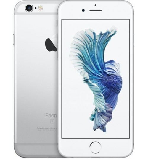 Apple iPhone 6S with FaceTime - 32GB, 4G LTE, Silver