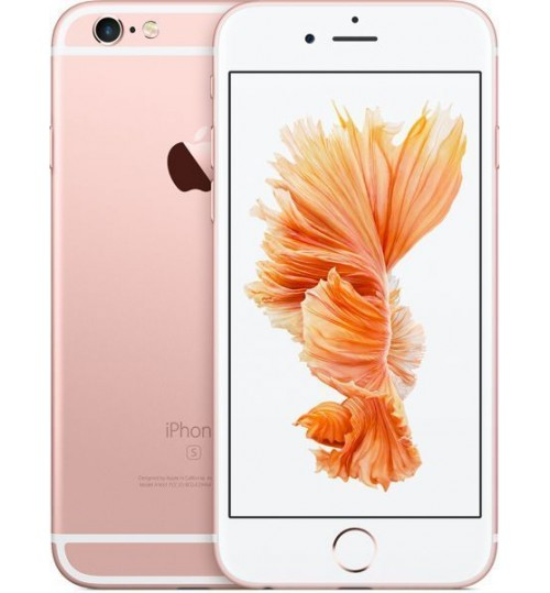 Apple iPhone 6S without FaceTime - 32GB, 4G LTE, Rose Gold