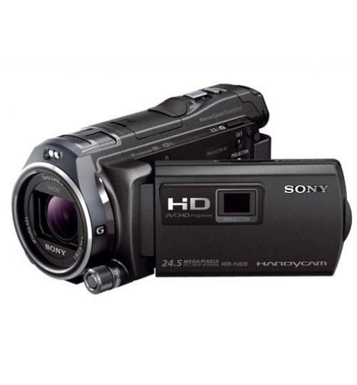 4GB Flash Memory HD Camcorder HDR-PJ820E KIT