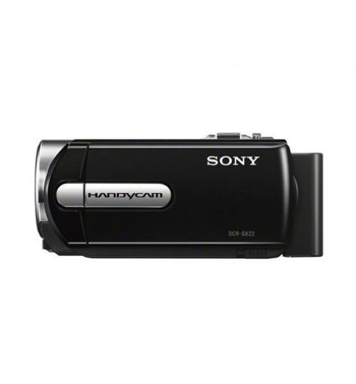 HandyCam® Camcorder-Flash/Memory Stick DCR-SX22E