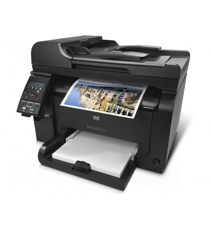 Hp Laserjet Pro 100 Color M 175 A Ce865a Multifunction