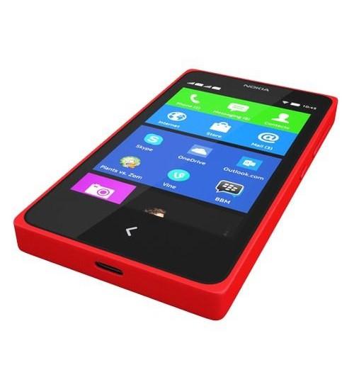 Nokia X Dual SIM Red
