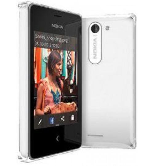 Nokia Asha 500 Dual Sim White