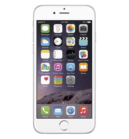 iPhone 6 Silver 64GB(modified)