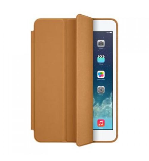 Apple IPad mini Smart Case, Leather, Brown color