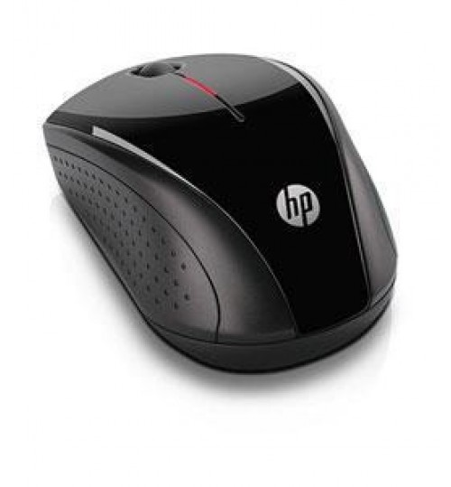 HP X3000 Wireless Mouse Black
