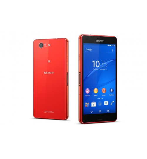Sony XPERIA Z3 Compact - 4G LTE - 16 GB - GSM - Android smartphone