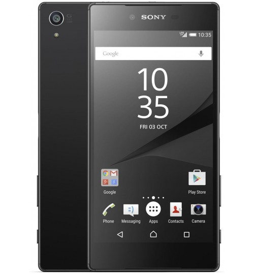 "Sony XPERIA Z5 ,PREMIUM ,5.5"", 32GB, 4G/DS, Black, 4K,Agent Guarantee"