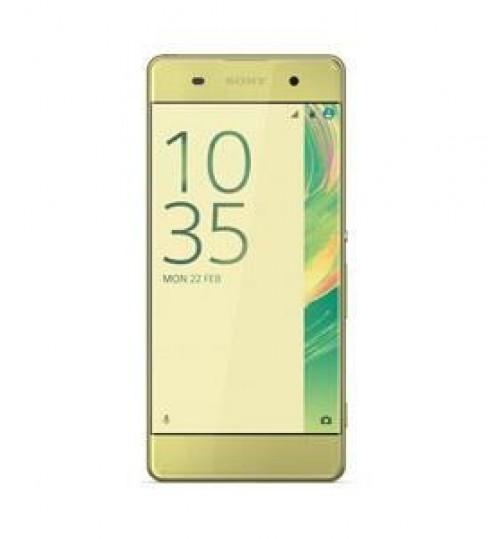 Sony Xperia XA Dual SIM, 16GB, LTE Lime Gold