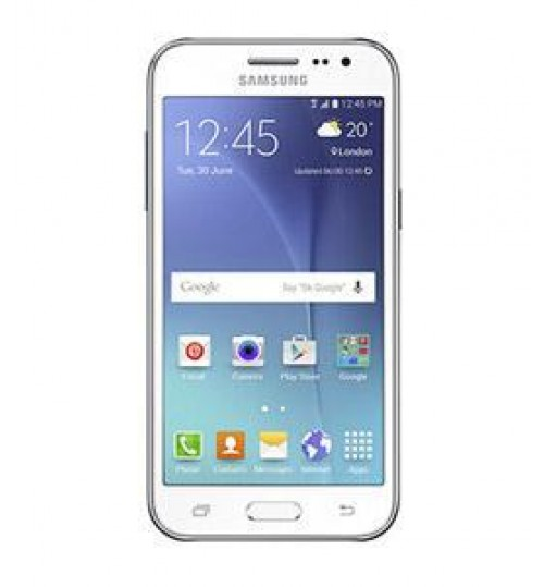 Samsung Galaxy J2 LTE Dual Sim White