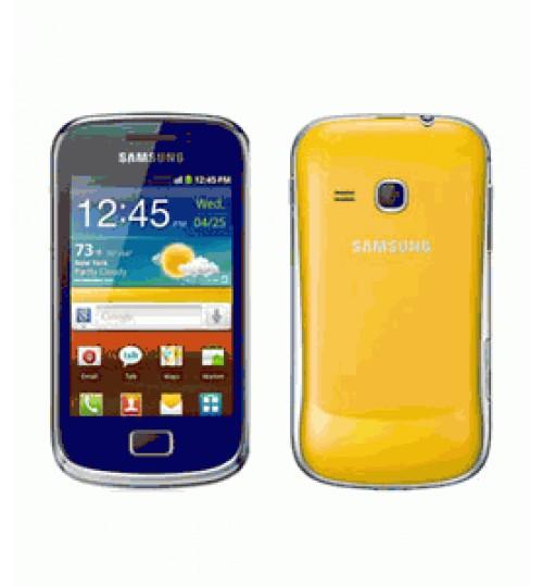 Samsung Galaxy mini 2 S6500 Yellow