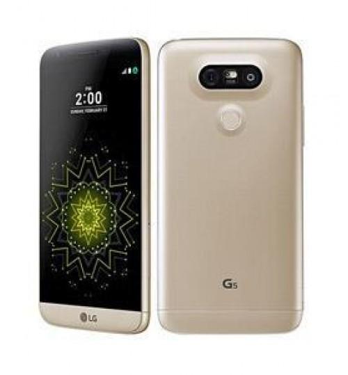 LG G5 Dual Sim LTE, 32GB ROM, 4GB RAM, Gold