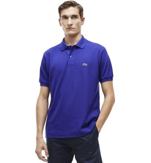 Lacoste Polo T-Shirt for Men - Blue - Size 5 US - 094120 5MC
