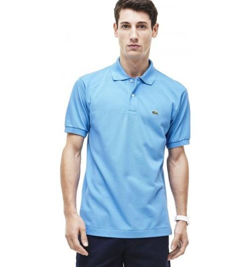 Lacoste Polo T-Shirt for Men - Blue - Size 5 US - 094128 ZBA