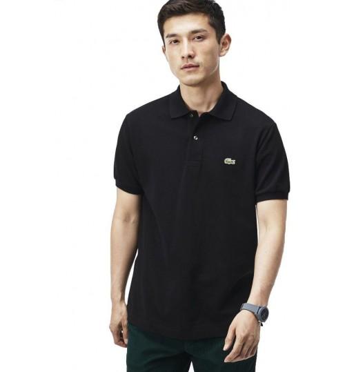 Lacoste Polo T-Shirt for Men - Black - Size 5 US - 094130 031